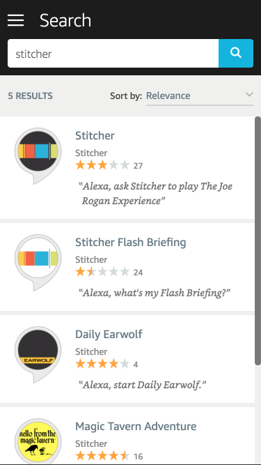 The Podcast Listener's Guide to Alexa ~ The Assistant