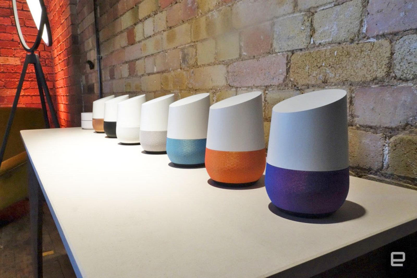 Google Assistant plays music from Pandora Premium.