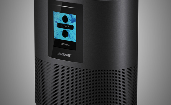 Bose enters the smart speaker market.